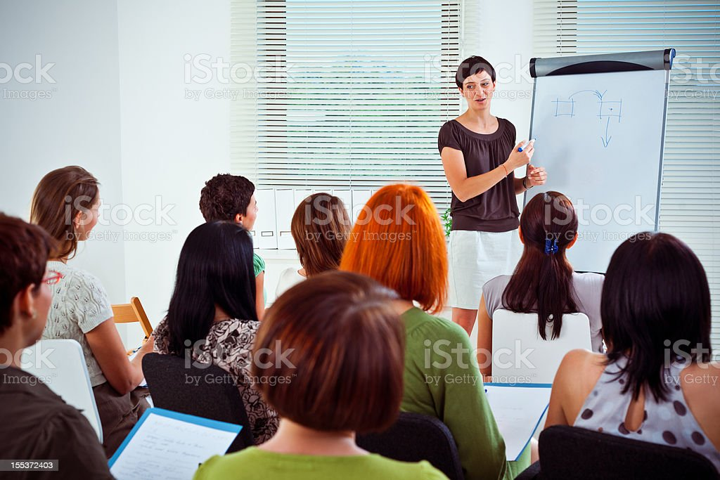 Training royalty-free stock photo