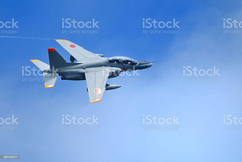 T-4 Training plane stock photo