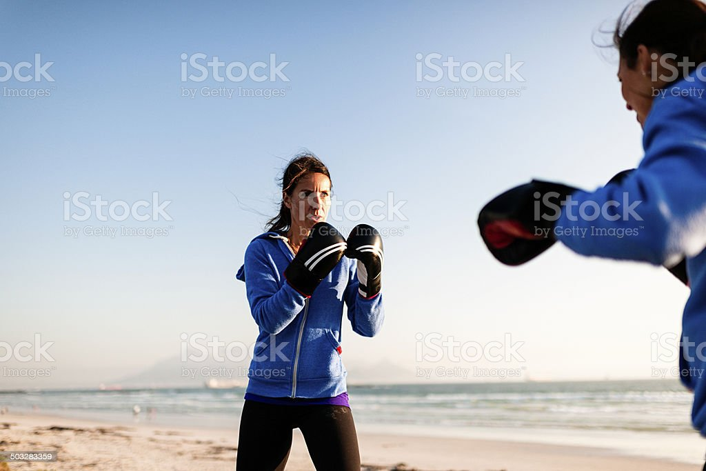 Training Sessions stock photo