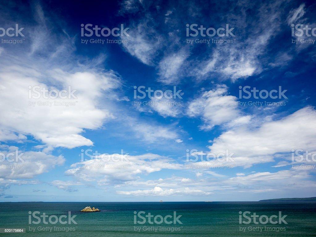 Tralee Bay stock photo