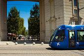 Tram in Montpellier