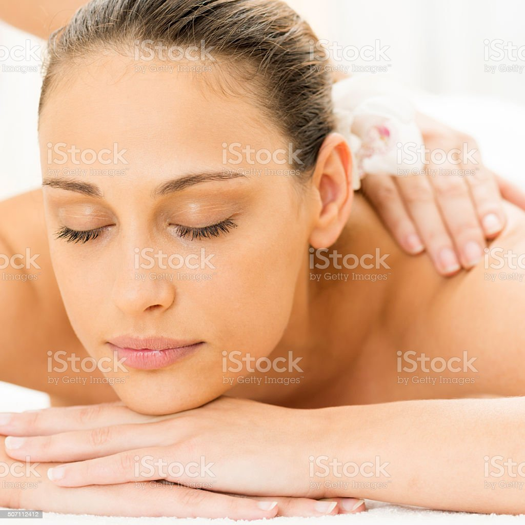 Tranquil stock photo