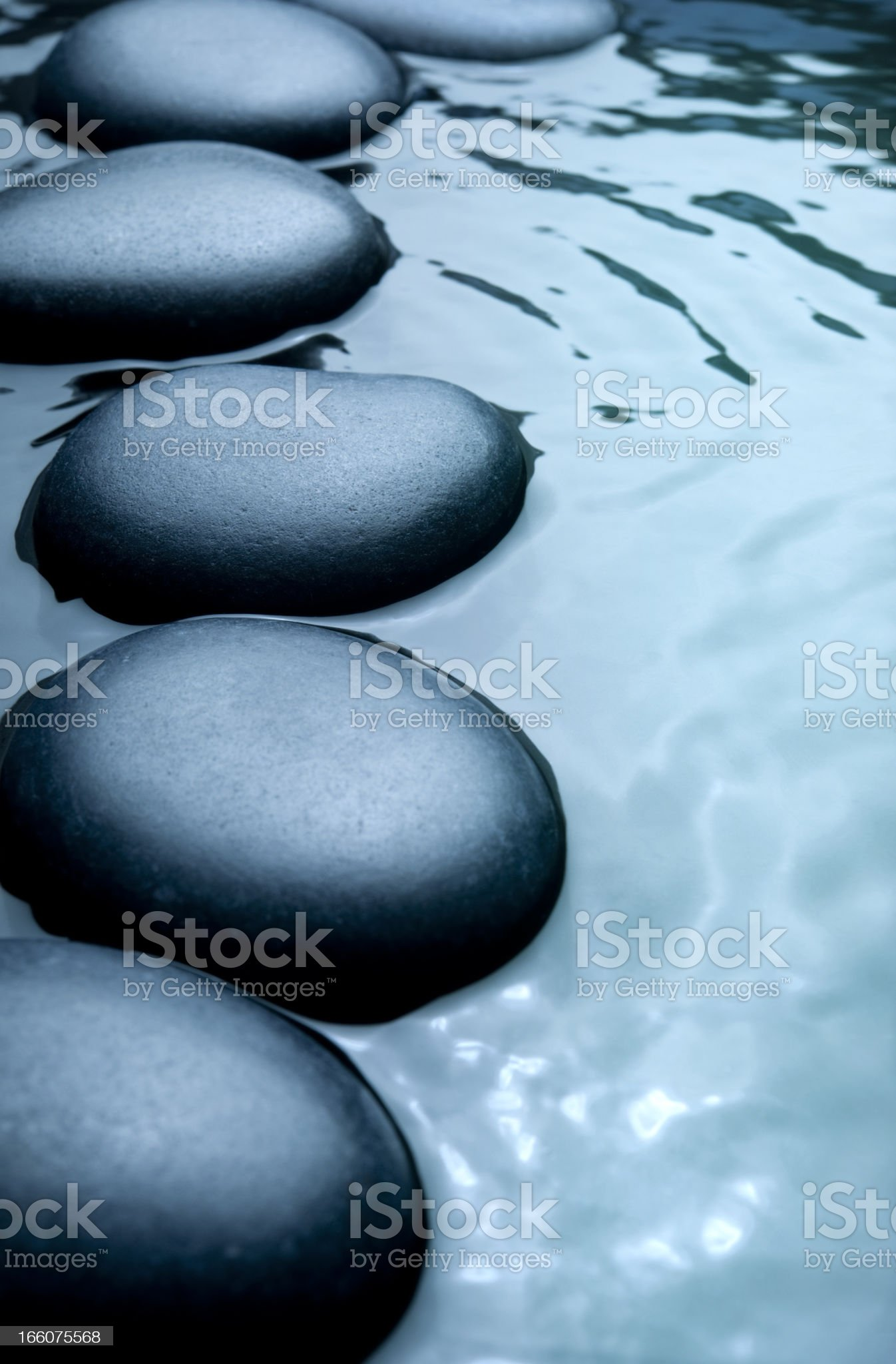 Tranquil Waters royalty-free stock photo