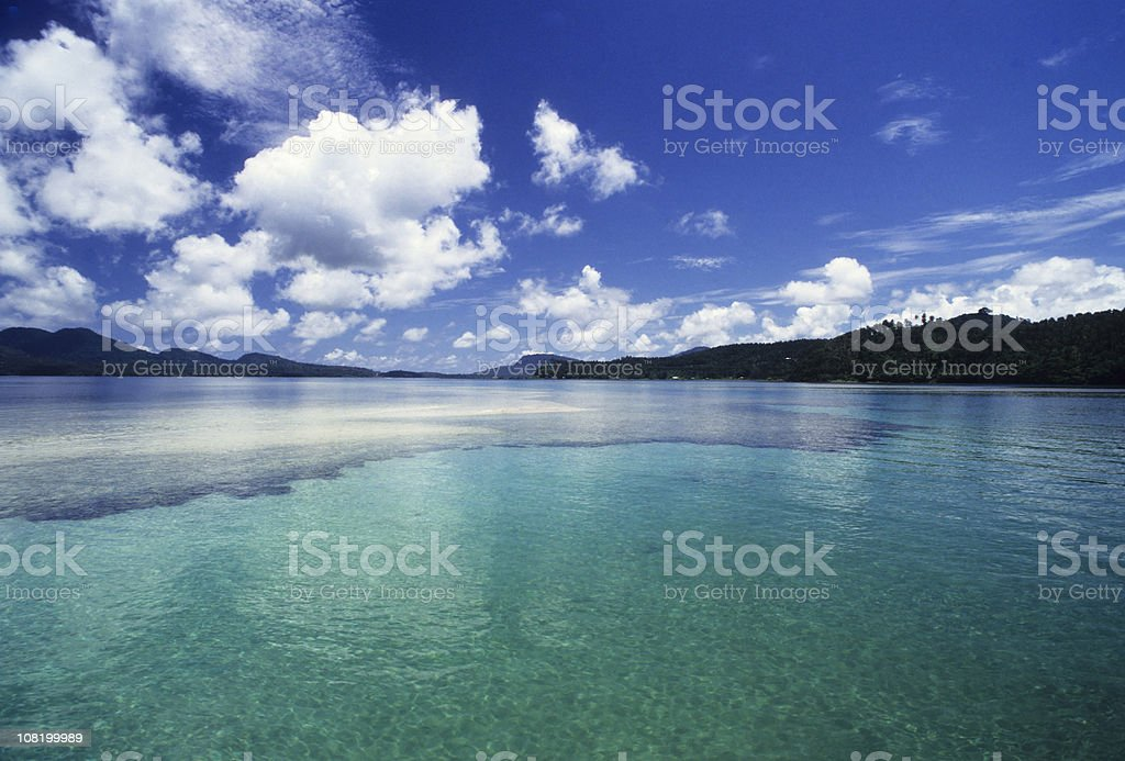 Tranquility stock photo