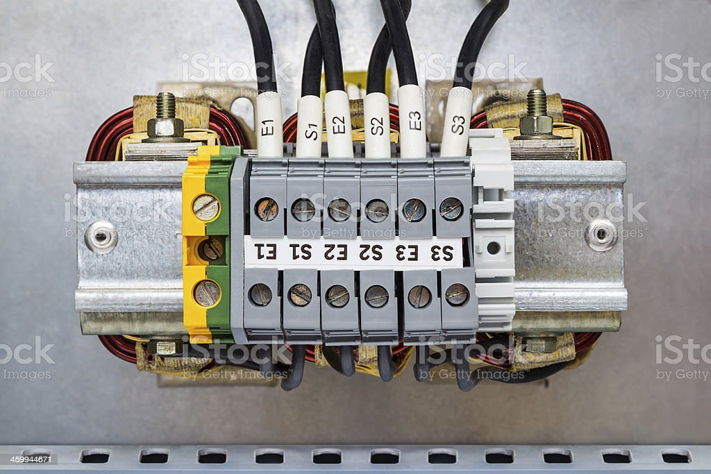 Transformer royalty-free stock photo