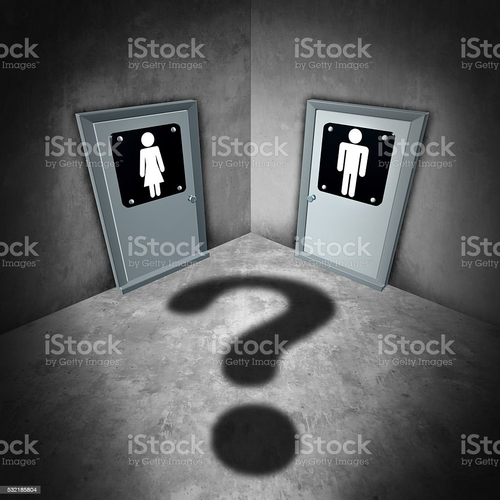 Transgender Issues stock photo