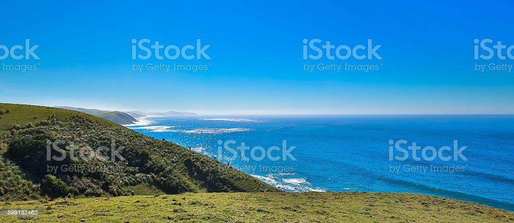 Transkei Coastline stock photo