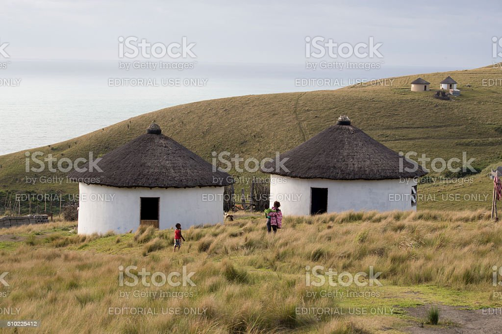 Transkei stock photo