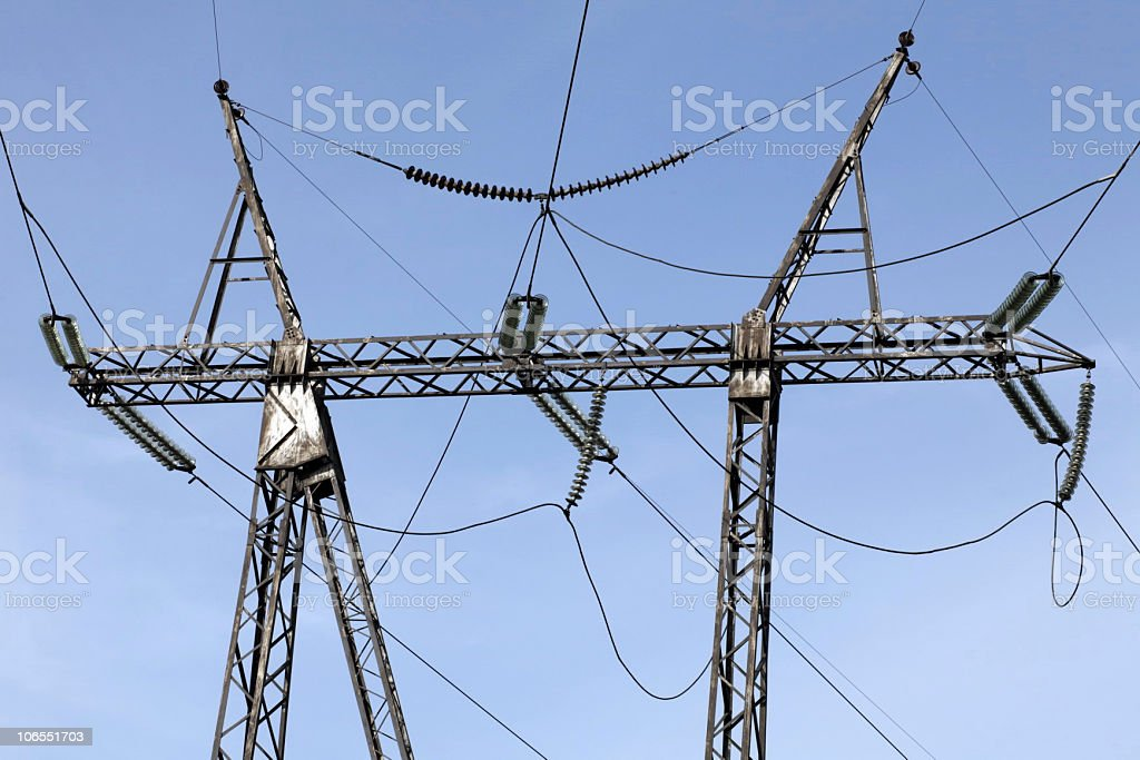 transmission equipment stock photo