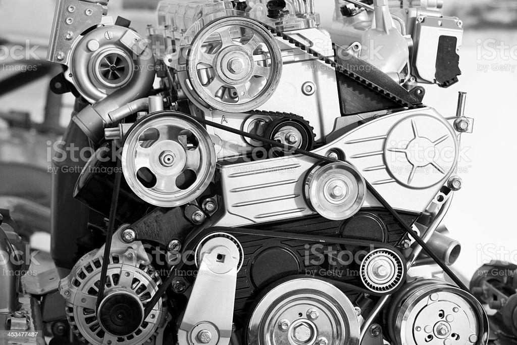 Transmission Machinery stock photo