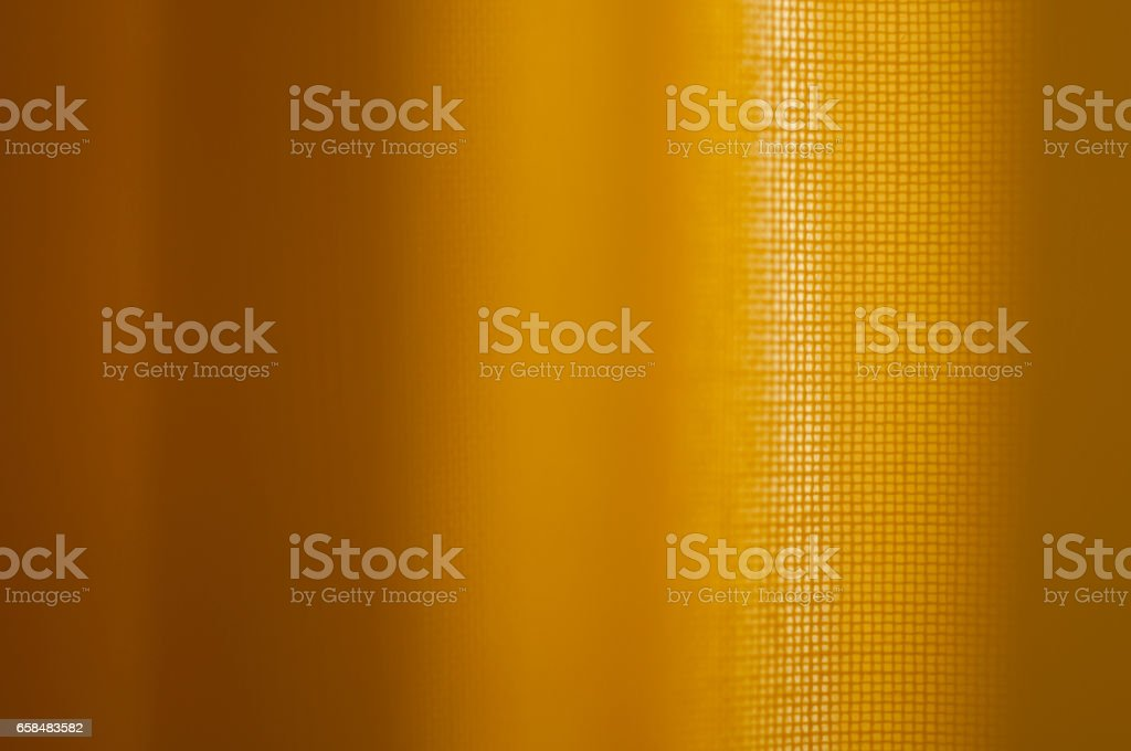 transparent cloth in back lit stock photo