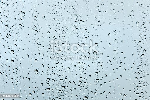 Glass texture transparent  Transparent Window Glass With Raindrops Texture stock photo ...
