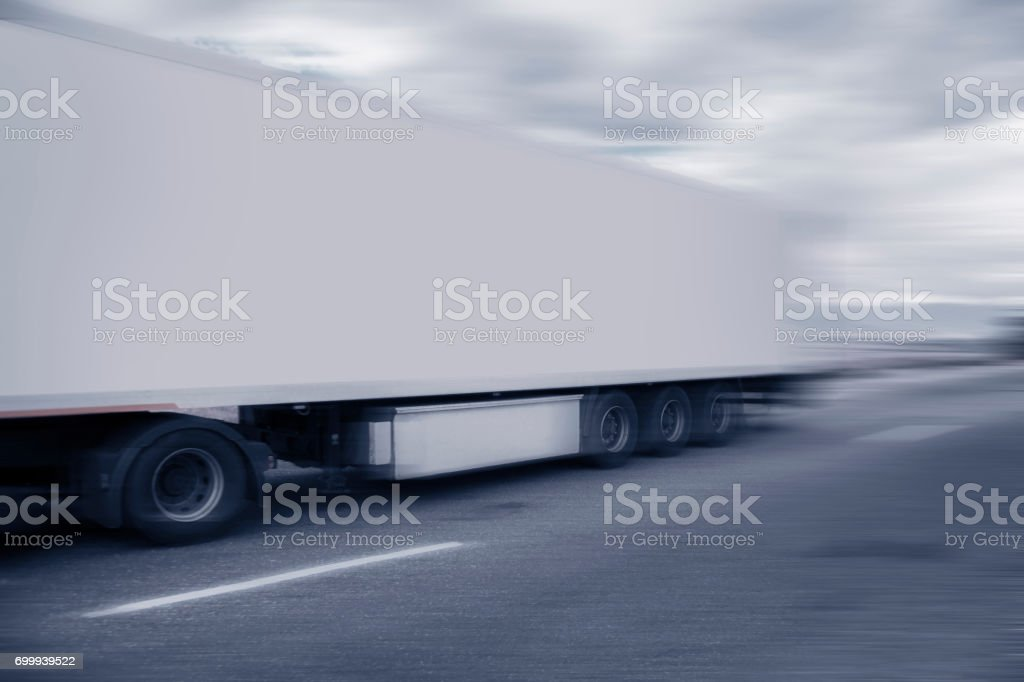 transport loads stock photo