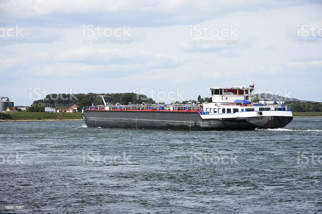 Transport Ship royalty-free stock photo