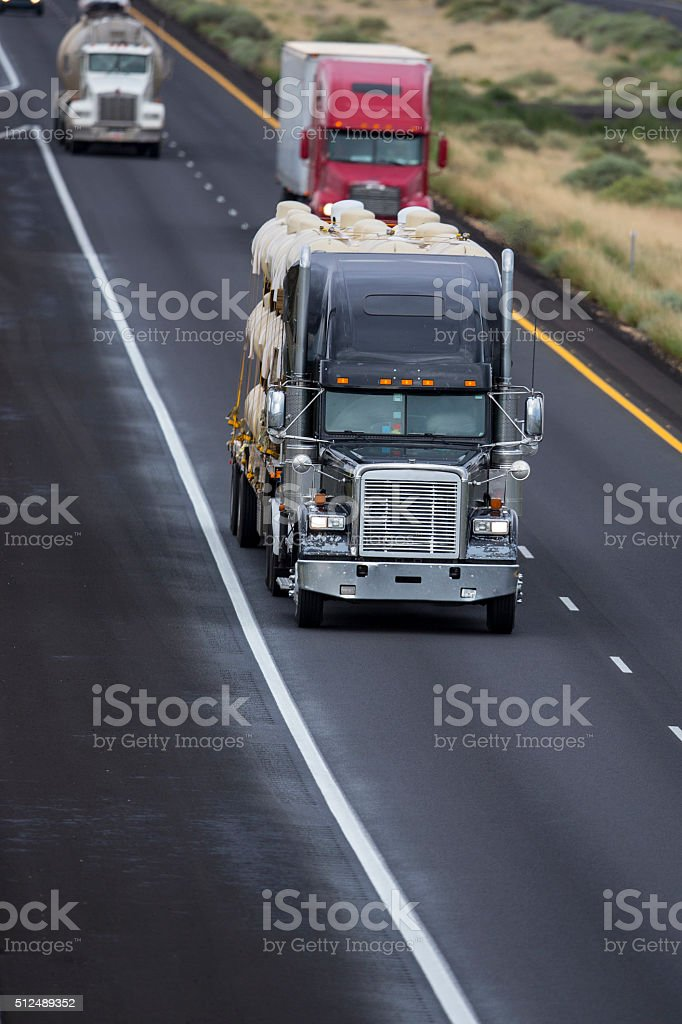 Transportation and Shipping stock photo