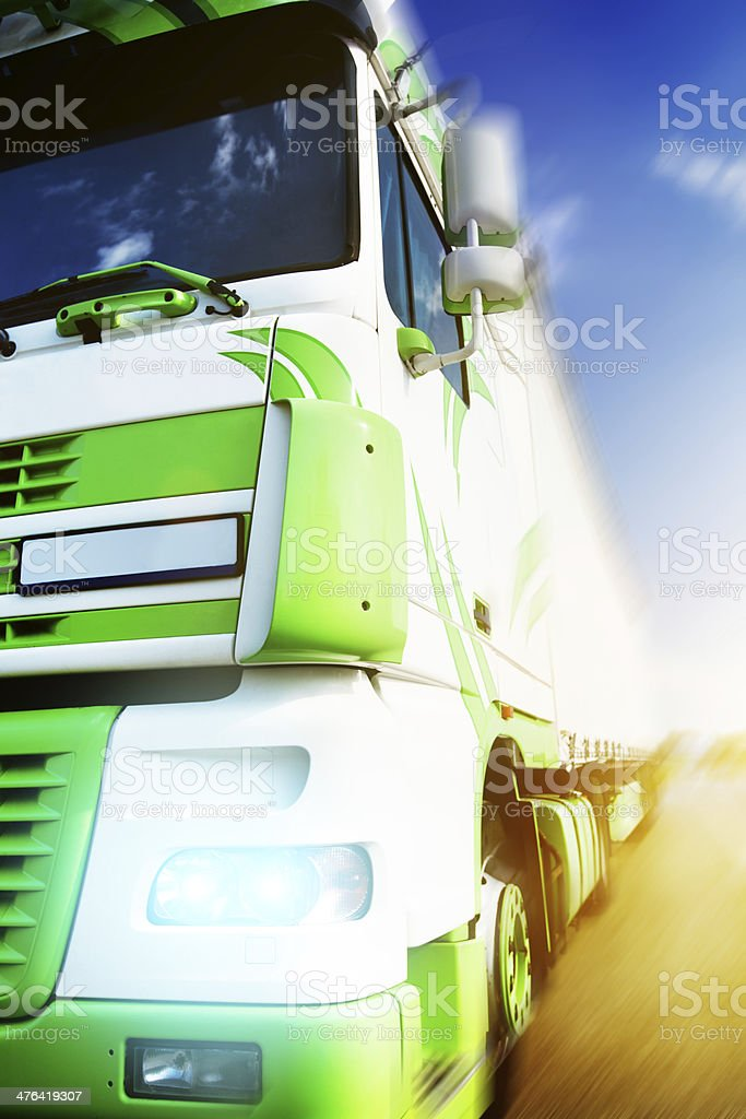 Transportation logistic royalty-free stock photo