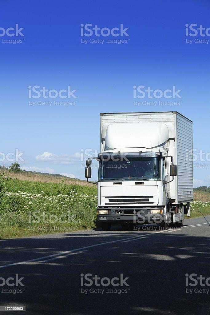 Transportation royalty-free stock photo