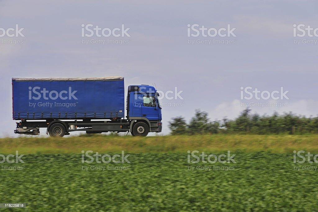 Transporter royalty-free stock photo