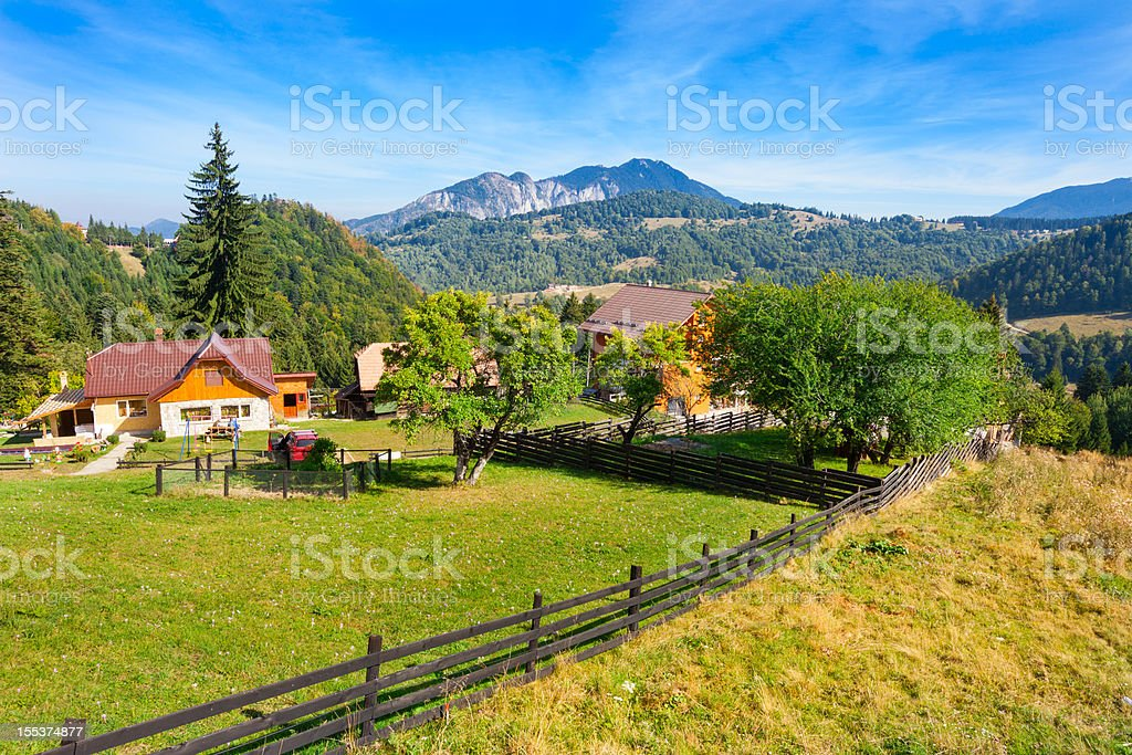 Transylvania, Romania stock photo