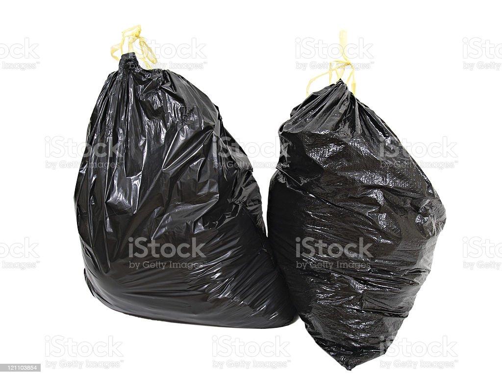 Trash Garbage royalty-free stock photo