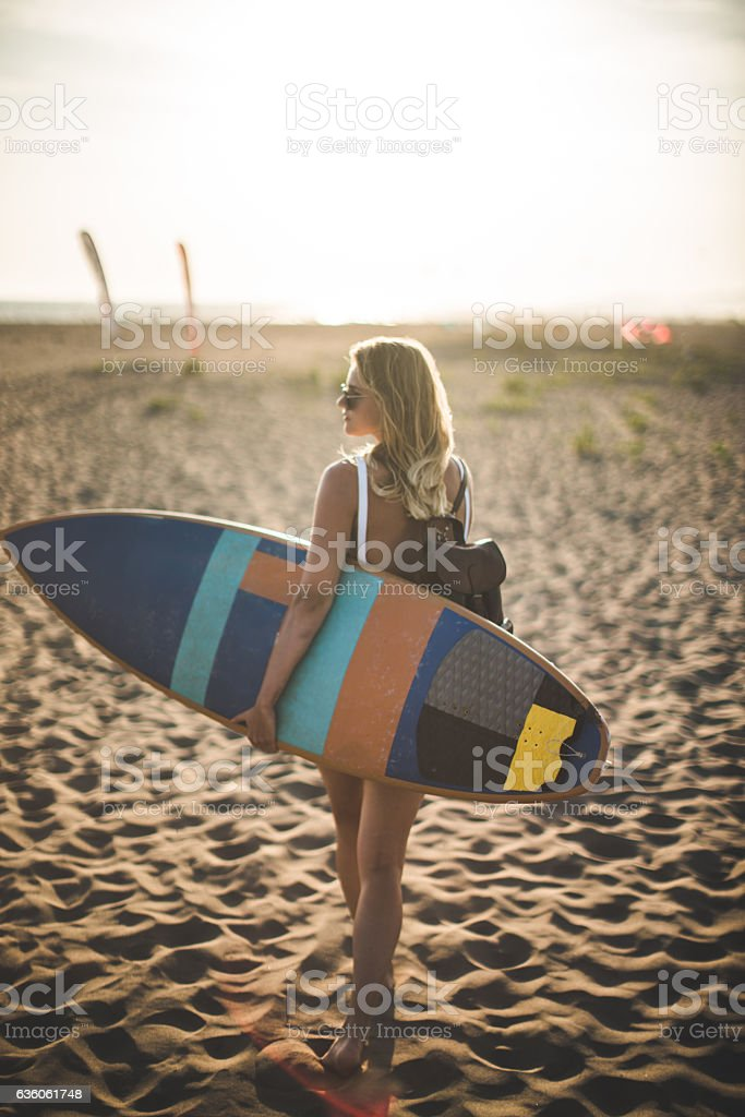 Travel and have fun stock photo