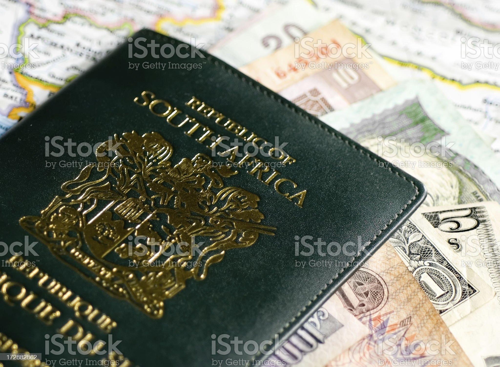Travel around the world royalty-free stock photo