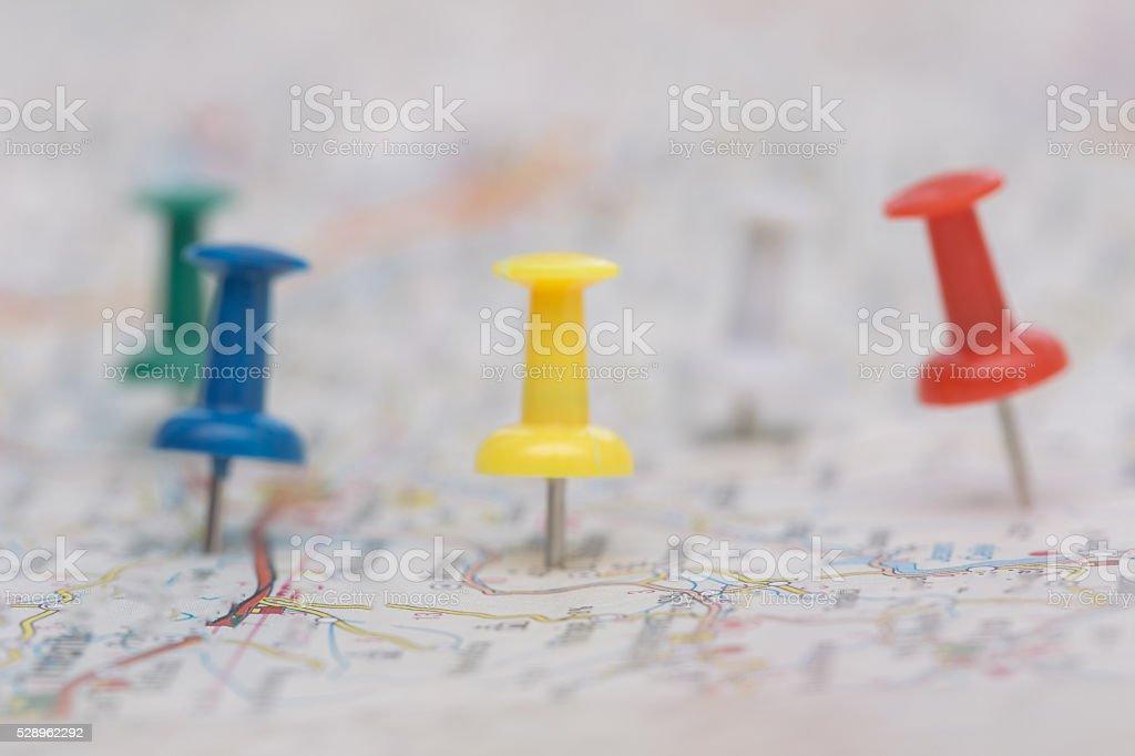 Travel around the world stock photo