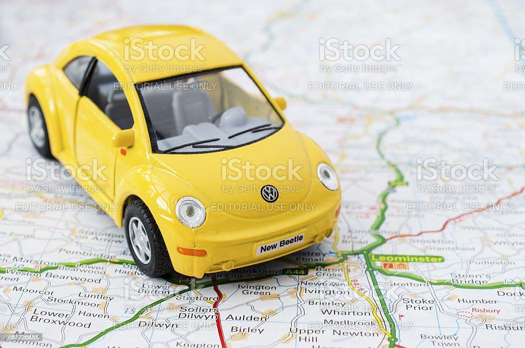 Travel background stock photo