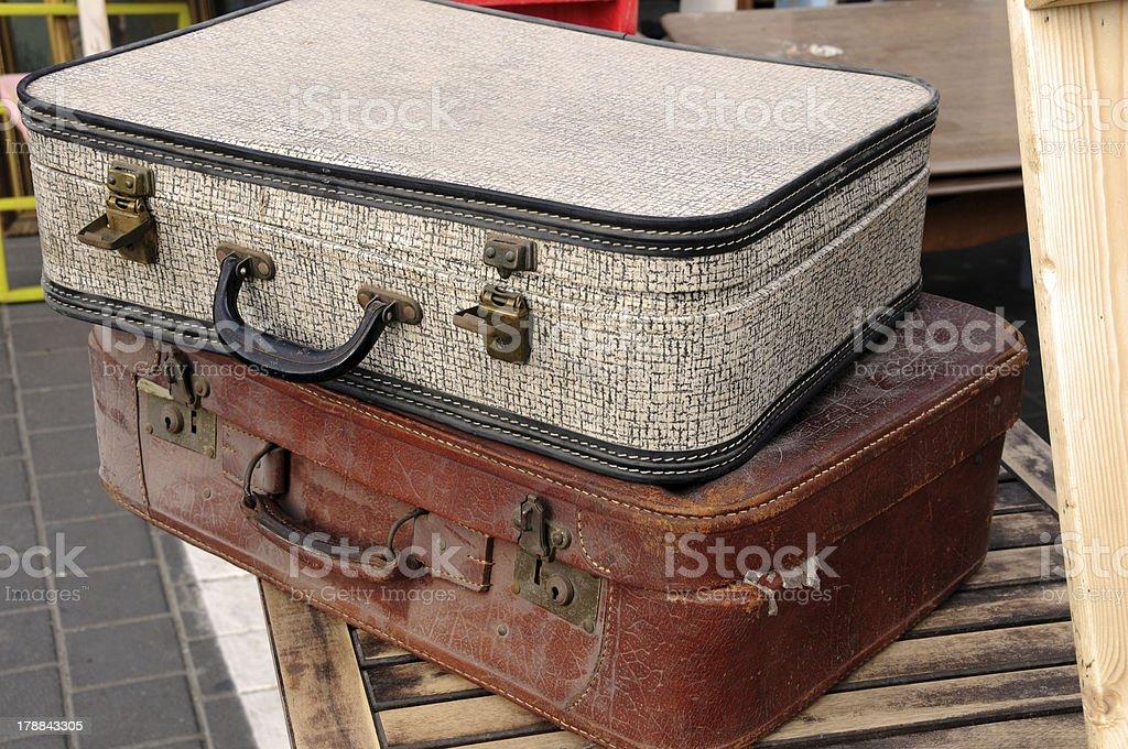 Travel Cases stock photo