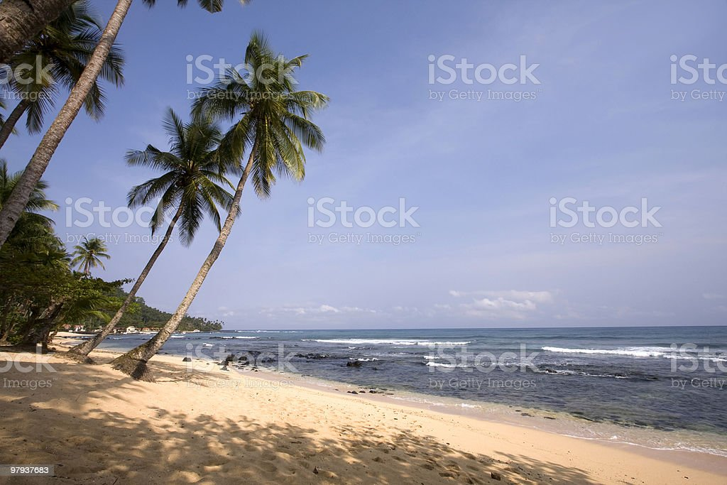 travel destination stock photo