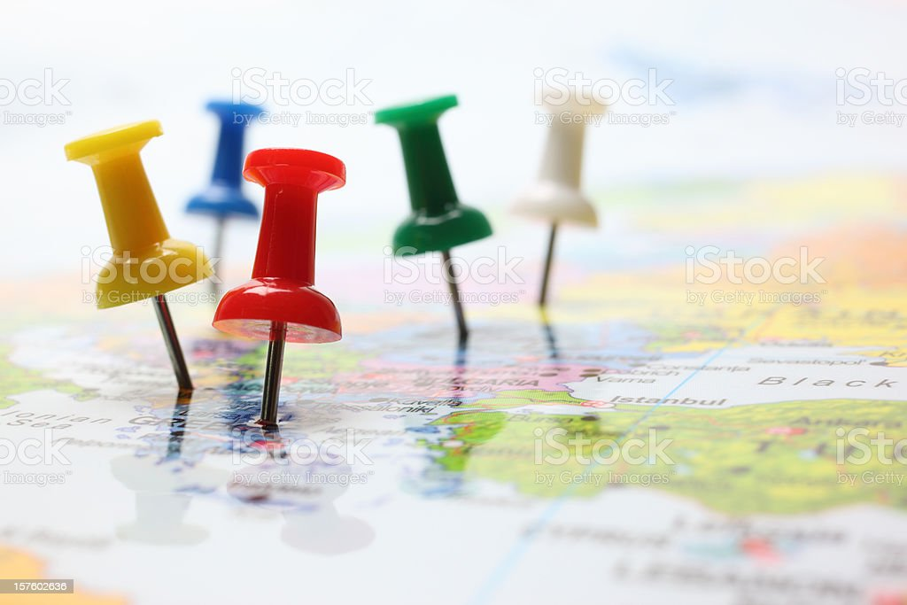 Travel Destinations royalty-free stock photo