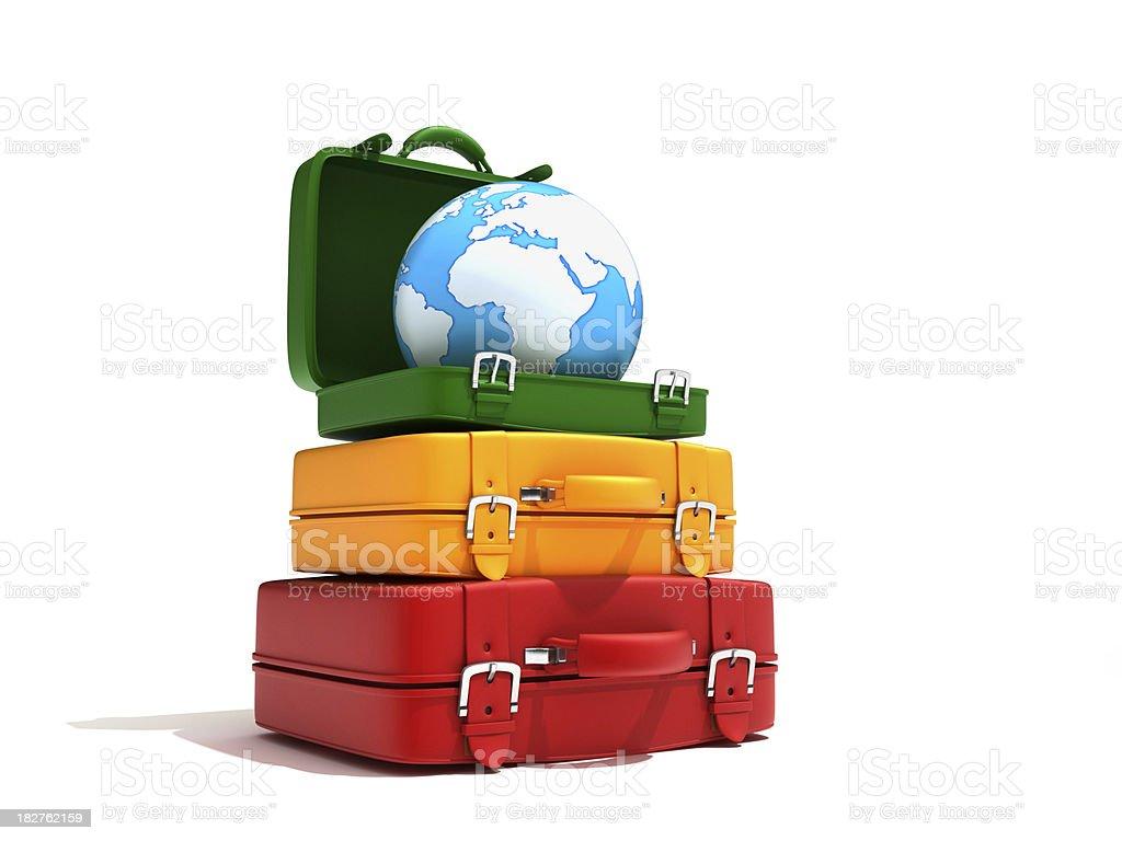 travel destinations royalty-free stock photo