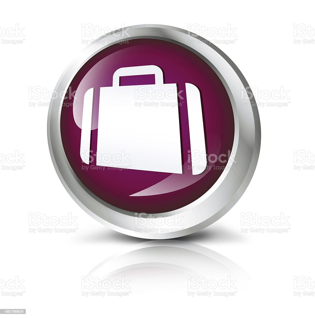 Travel icon royalty-free stock photo