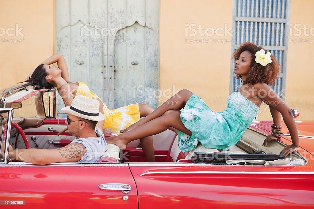 Travel in Trinidad, Cuba royalty-free stock photo