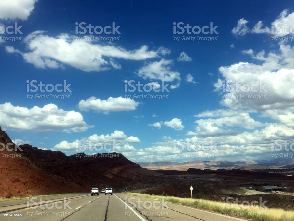 Travel in Zion Park stock photo