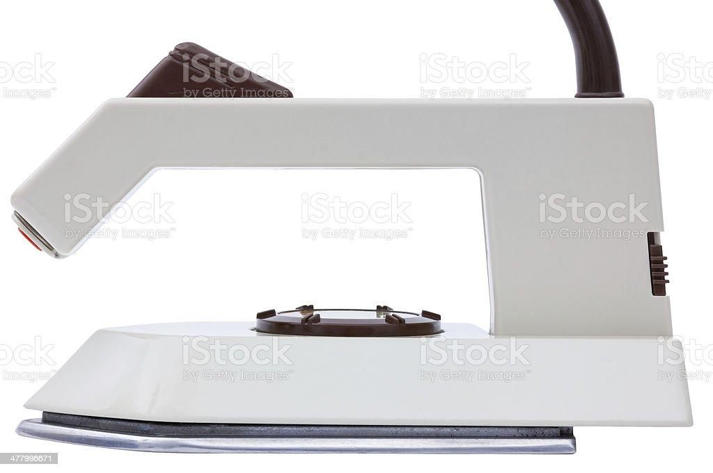 Travel Iron royalty-free stock photo