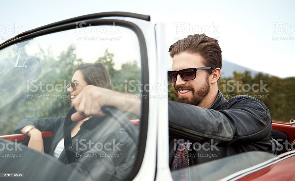 Travel is about time spent with loved ones stock photo