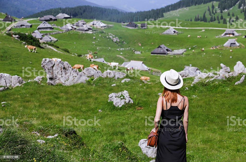 Travel, Lifestyle Concept. stock photo