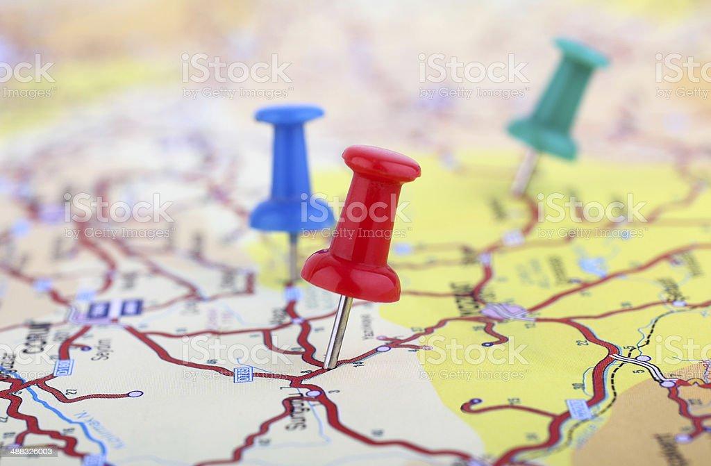 Travel Locations stock photo