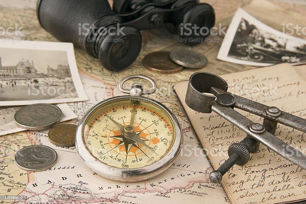 Travel Memories royalty-free stock photo