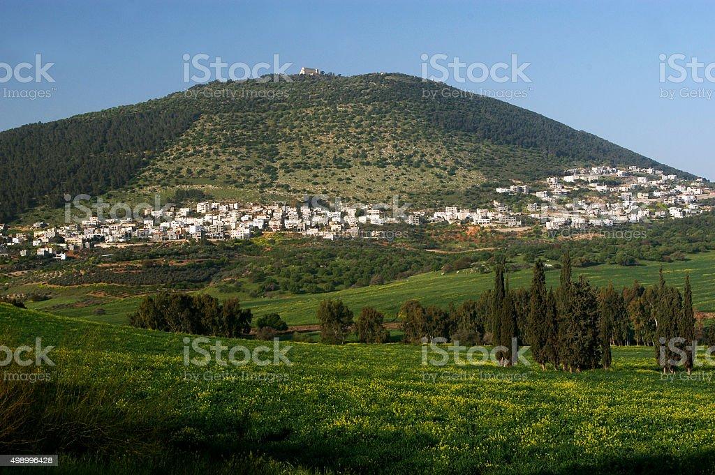 Travel Photos of Israel - Galilee stock photo