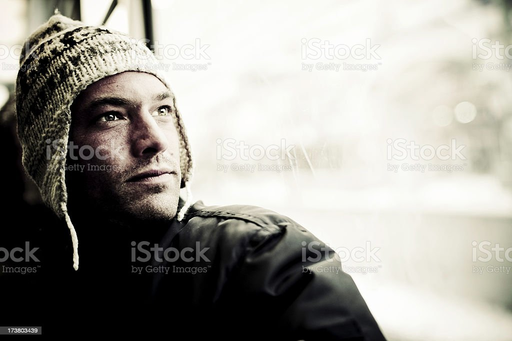 Voyager royalty-free stock photo