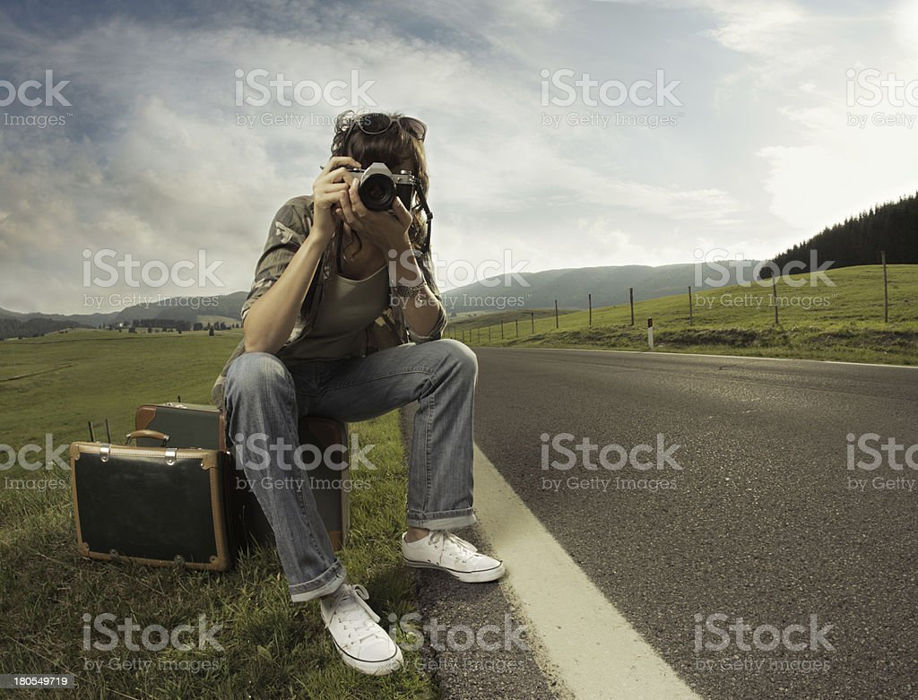 Travel royalty-free stock photo