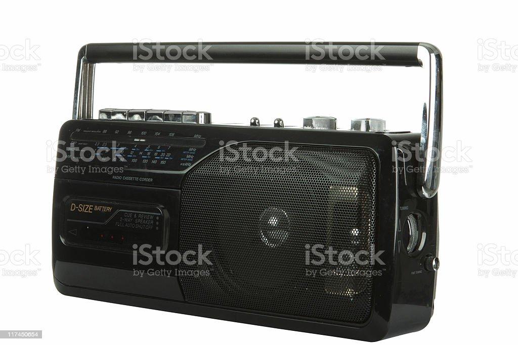 travel radio stock photo