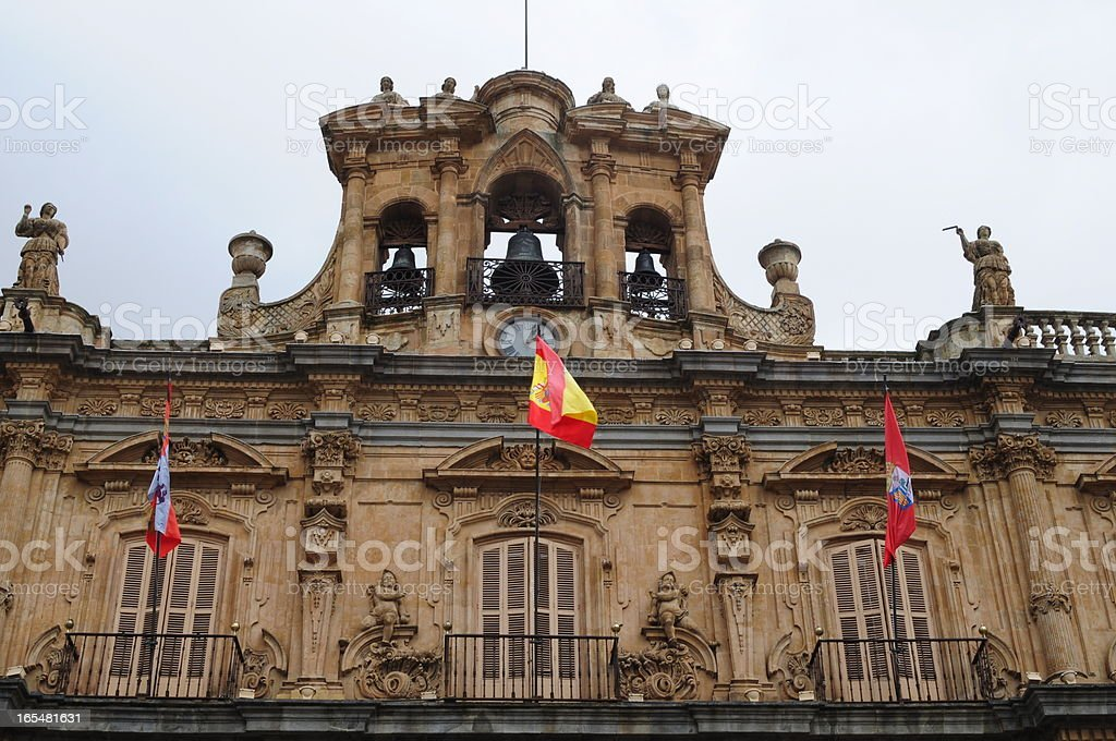 travel Spain royalty-free stock photo