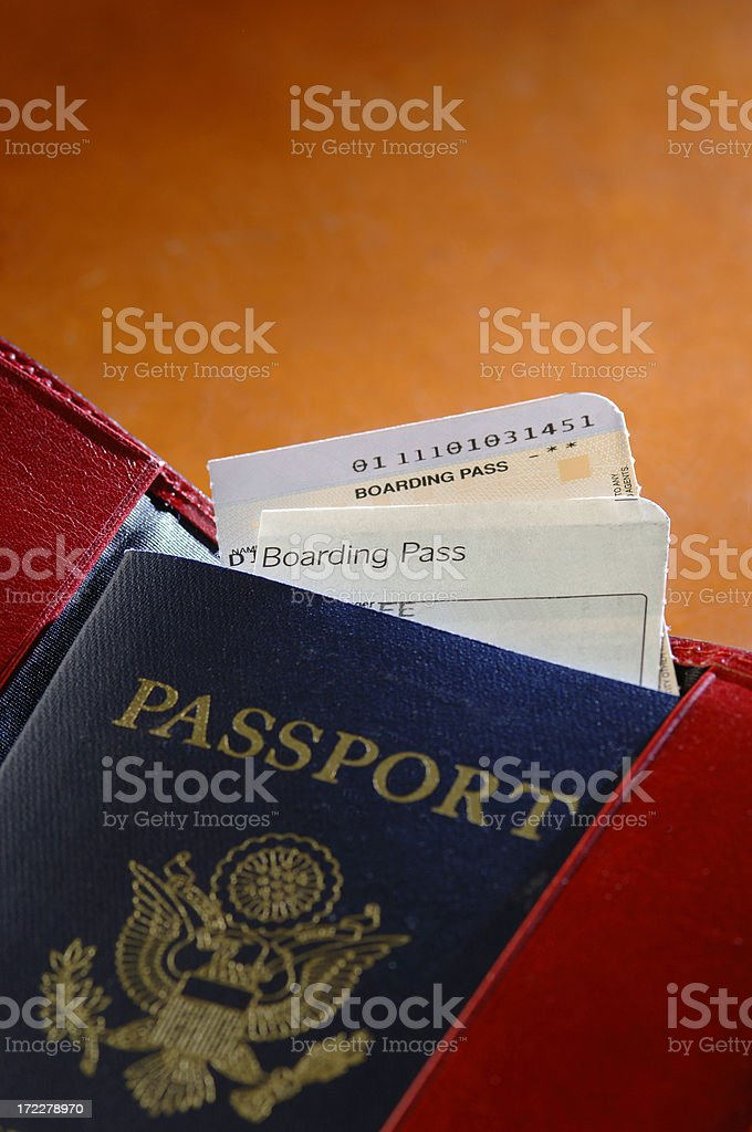 Travel Time royalty-free stock photo