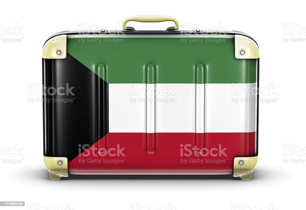 Travel to Kuwait! royalty-free stock photo