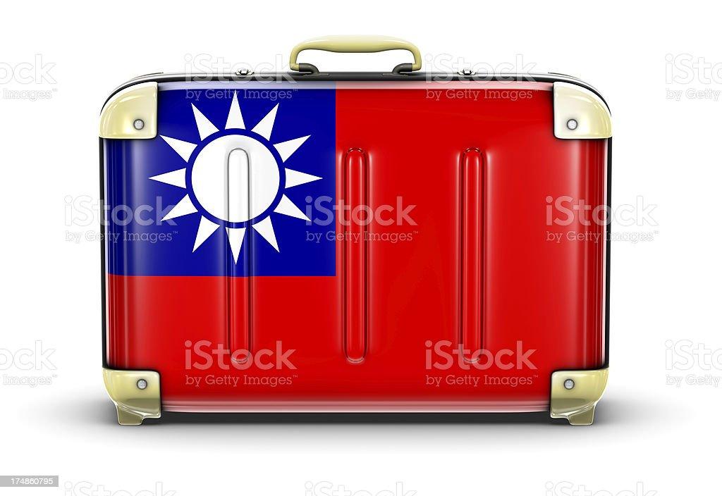 Travel to Taiwan! stock photo