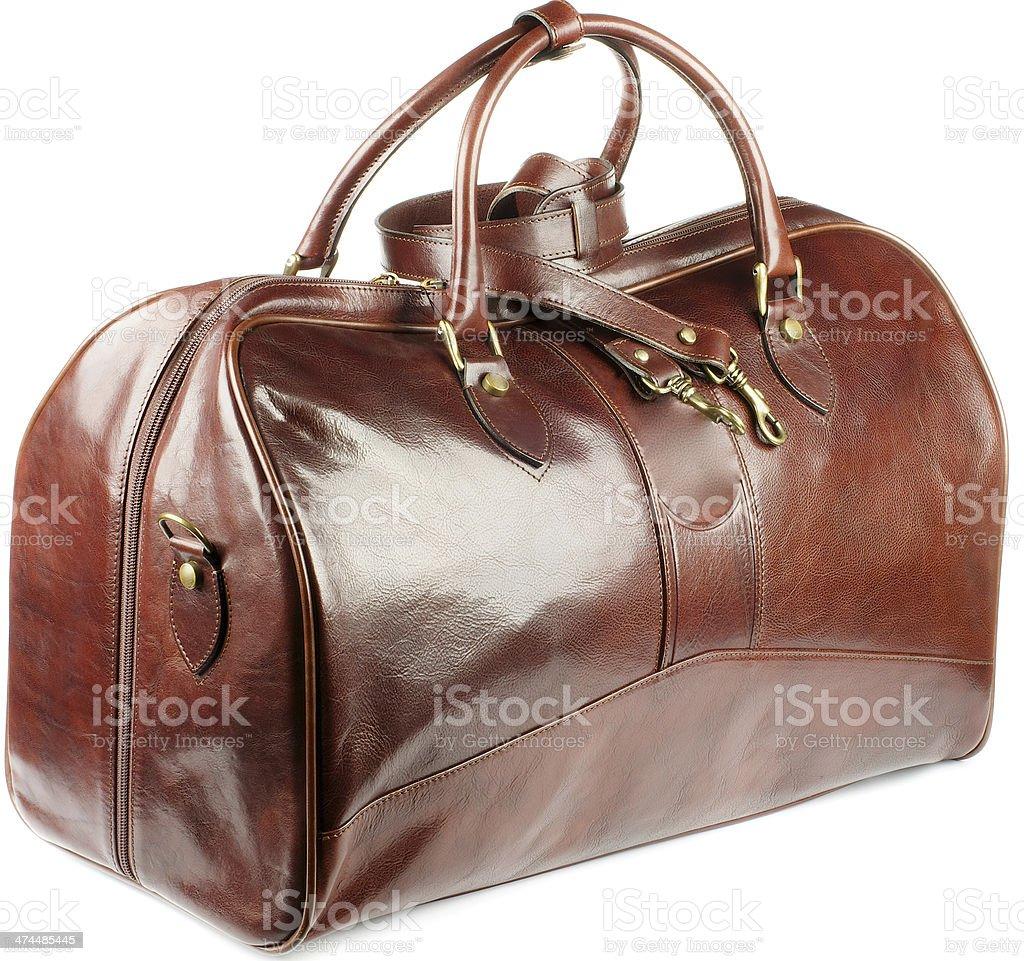 Traveling Bag stock photo