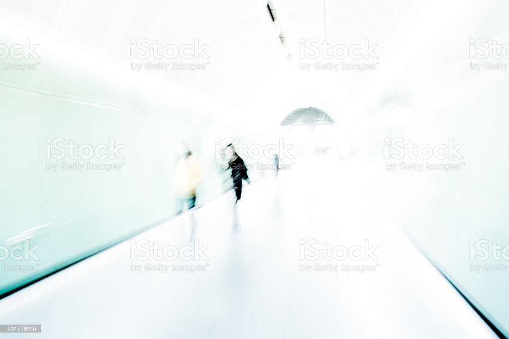 traveling business people royalty-free stock photo